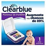 Moniteur de Fertilité Avancé Clearblue 1 Mini-Ordinateur