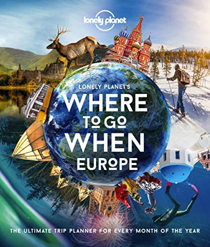 Lonely Planet s Where To Go When Europe product image