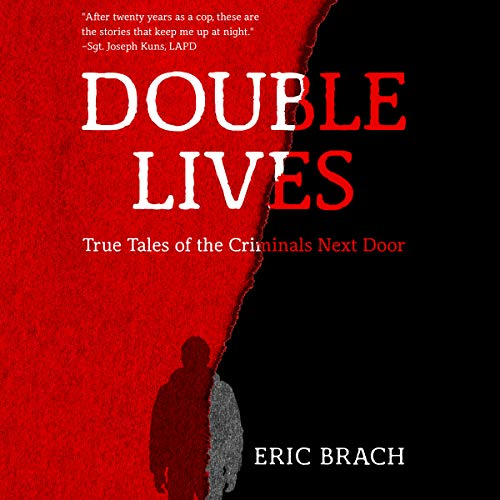Double Lives audiobook cover art