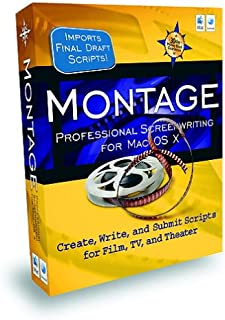 Mariner Software Montage 1.5.4 (2-Users)