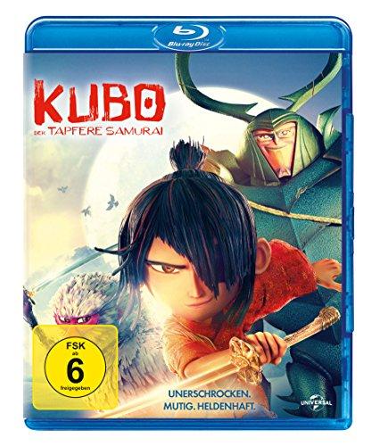 Kubo - Der tapfere Samurai [Blu-ray]
