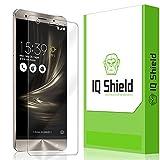 IQ Shield Screen Protector Compatible with Asus Zenfone 3 Deluxe (5.7 inch) LiquidSkin Anti-Bubble Clear Film