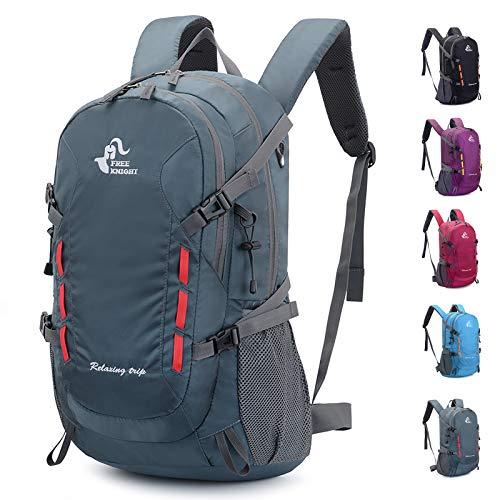 SKYSPER Zaino da Hiking 30L, Zaino da Trekking Impermeabile e Leggero Zaino Sportivo Zaino da Escursioni per Arrampicata Viaggio Campeggio