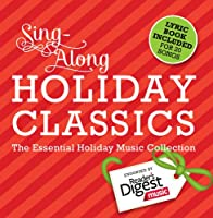 Sing Along Holiday Classics: the Essenti