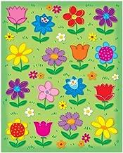 Carson Dellosa Flowers Shape Stickers (168038)