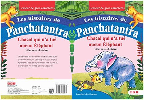 Chacal qui ñ'a tué aucun Elephant : Panchatantra (French Edition)