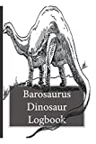 Camarasaurus Dinosaur Notepad: The perfect notebook for dinosaur lovers.