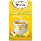 Yogi Tea Infusión de Hierbas Jengibre y Limón - 17 bolsitas