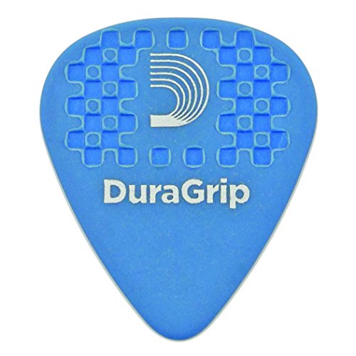 D'Addario DuraGrip Guitar Picks, 10pk, Medium/Heavy