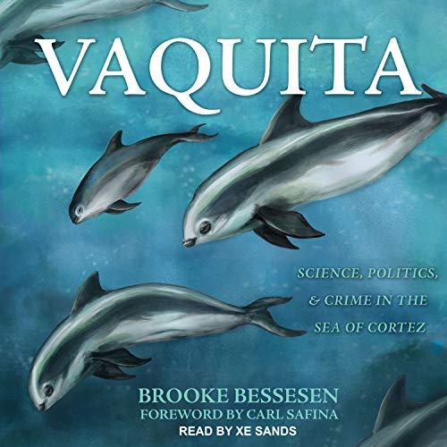 Vaquita audiobook cover art