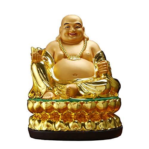 xinxinchaoshi Riqueza Suerte Estatua Lingote Buda Estatua In