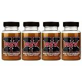 REV X High Performance Oil Additive - 4 fl. oz. (4 Pack)