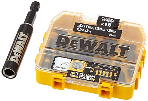 Dewalt DT70522T-QZ Jeu d'embouts de tournevis à torsion à impact (16 pièces)