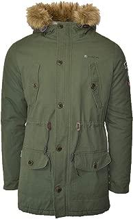 Lambretta Mens Parka Jacket