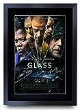 HWC Trading Glas Der Cast Bruce Willis Samuel L Jackson