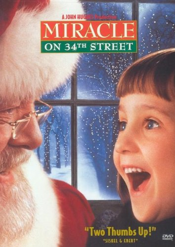 Miracle On 34th St ('94)