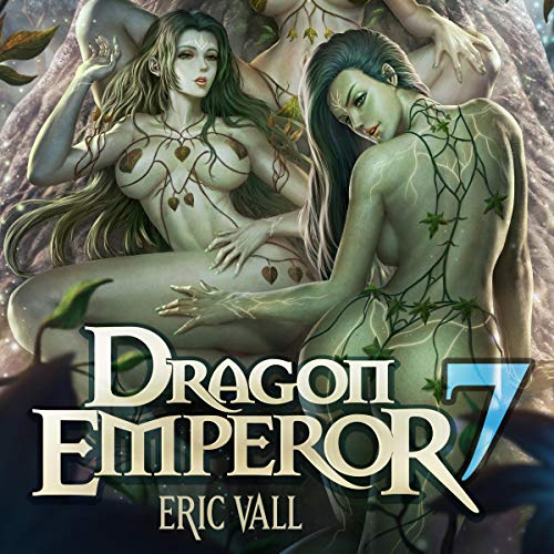 Dragon Emperor 7: Human to Dragon to God cover art