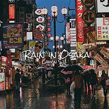 Rain in Osaka