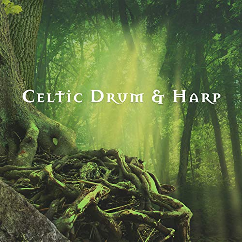 Celtic Drum & Harp – Soothing Celtic Music for Meditation, Deep Concentration, Stress and Anxiety Relief, Amazing Relaxing Atmosphere