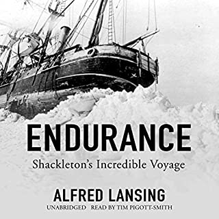 Couverture de Endurance