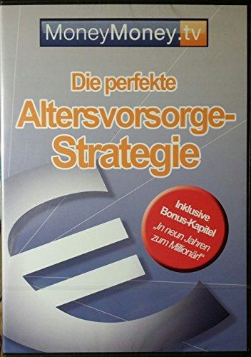 Money Money die perfekte Altersvorsorge - Strategie. Im neuen Jahr zum Millionär. 10 Kapitel. Top Rarität im Handel nicht erhältlich.