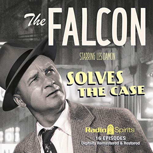 Couverture de The Falcon: Solves the Case