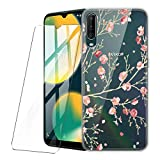 LJSM Case for Wiko View 4 + Tempered Film Glass Screen