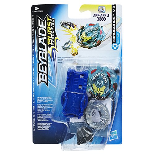 Hasbro Beyblade E1060ES0 Starter Pack S2 Minoboros M2, Kreisel