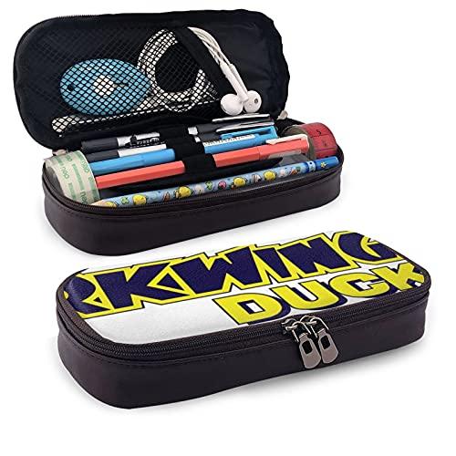 DAR-Kw-Ing - Estuche para lápices de pato, diseño moderno, mochila casual impermeable para niños y niñas unisex