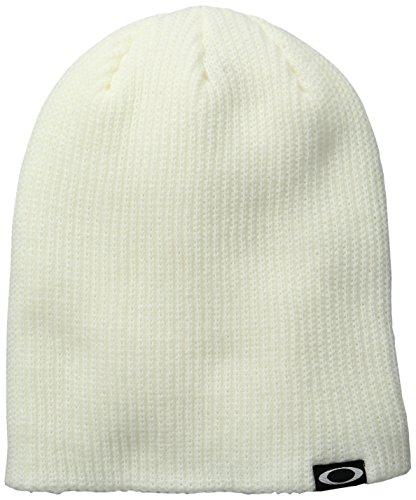 [オークリー] ビーニー BACKBONE BEANIE メンズ ARCTIC WHITE 日本 FREE (FREE サイズ)