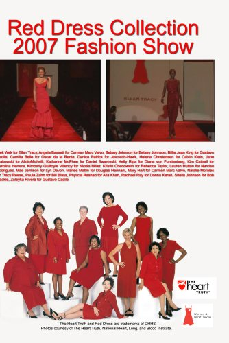 The Red Dress Collection 2007 Fashion Show -  FTC Publications, Inc.