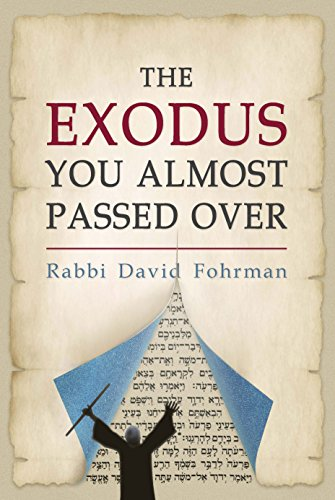 The Exodus You Almost Passed Over (English Edition)