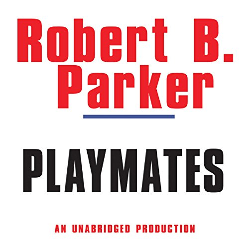 Playmates audiobook cover art