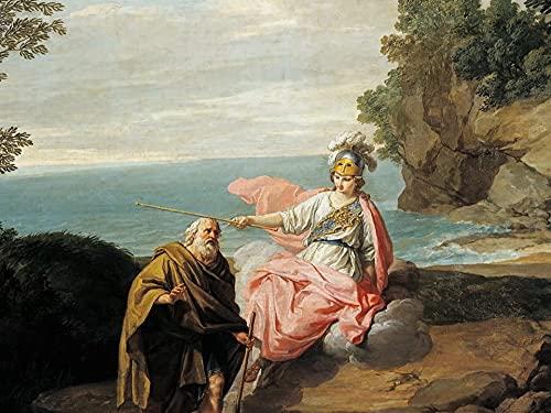 Mannweib mit Esprit: Athene