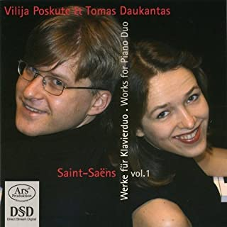 Works for Piano Duo Vol1