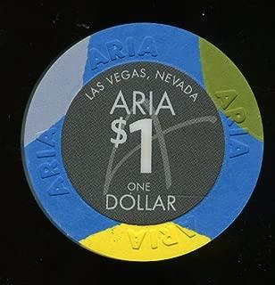 $1 aria las vegas casino chip