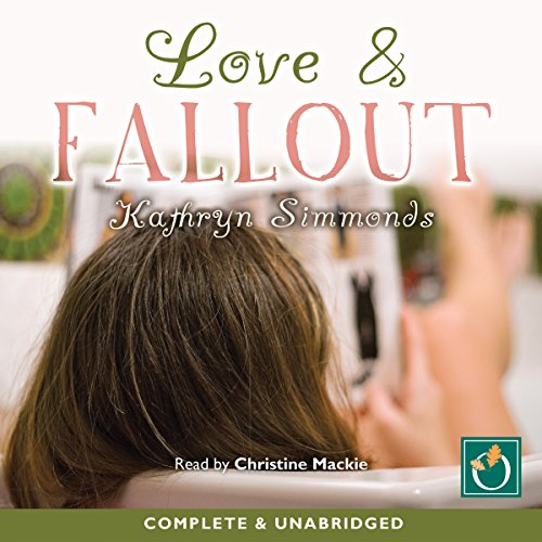 Love and Fallout audiobook cover art