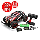 Best 1 10 Scale Rtr Rc Trucks - RC CHARGERS Brushless Remote Controlled RC Truck, 1:10 Review