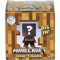 Mattel-FXT80 Minecraft - Caja ciega con diseño de Figuras, Multicolor (FXT80)