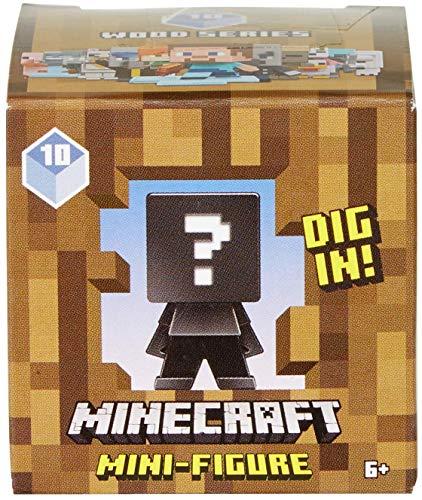 Mattel 677380 Minecraft Mini Figures Blind Box Assortment Toys (Electronic Games)