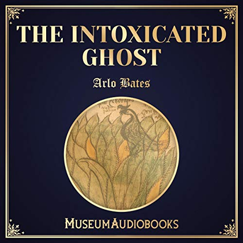 The Intoxicated Ghost audiobook cover art