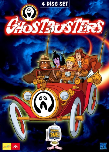 Ghostbusters - Vol. 1 (4 DVDs)