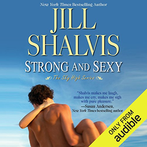 Strong and Sexy audiobook cover art