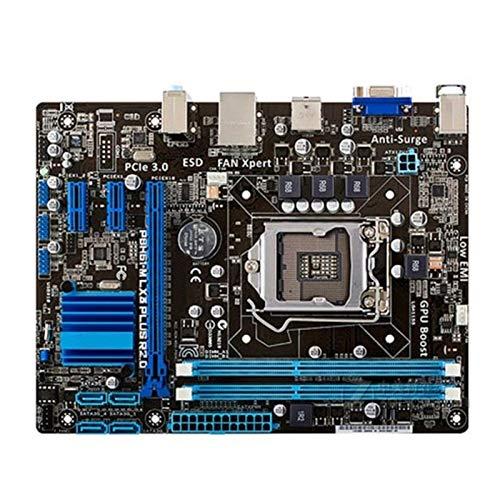 Tablero de reemplazo de computadora Fit For Asus P8H61-M LX3 PLUS R2.0...