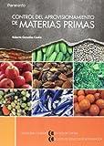 Control del aprovisionamiento de materias primas