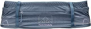 Nathan Running Belt Vaporhowe Hydration Waistbelt WaistPak. Includes Soft Flask, Storage, Zipper Pocket. for Running, Hiking Fanny Pack. Bounce Free.