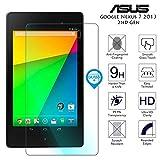 BisLinks® For Asus Google Nexus 7 2013 2nd Gen Tab Genuine Tempered Glass Screen Protector