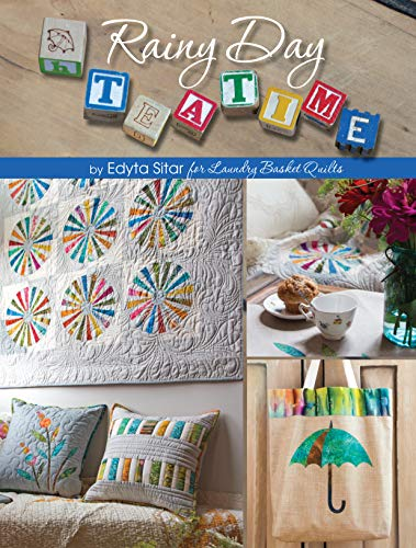 Rainy Day Teatime: 12 Quick and Easy Projects Featuring Two of Edyta Sitar's Most Popular Stencils - Dancing Umbrella and Simple Shapes