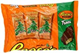 Reese's Holiday Peanut Butter Trees, 10.8-Ounce Bags (Pack of 2)
