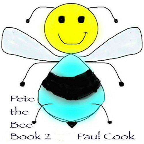 Pete the Bee, Book 2 Titelbild